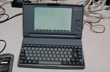 PC-9801 NS/T 電源オン(1).jpg