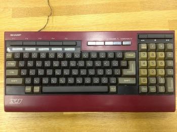 X1初代キーボード修理 (1).jpg